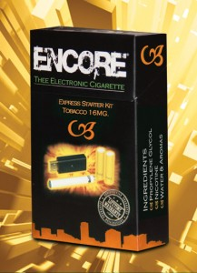Encore E-Cig Starter Kit