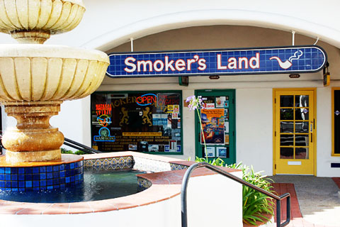 Smokers Land